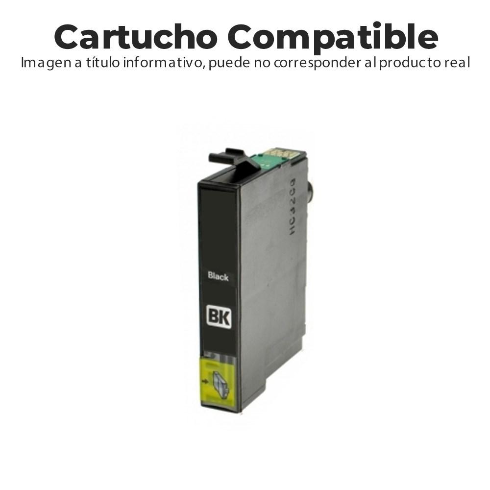 Cartucho compatible con hp 27 c8727a