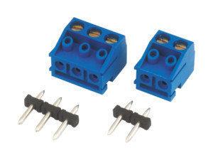 Regleta 10.876/3 para circuito impreso