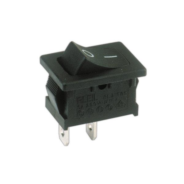 Interruptor unipolar Tipo interruptor 10A/250V. On-Off