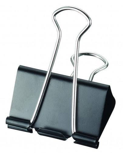 Caja 12 pinzas doble clip 19