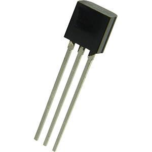 Transistor Mpsa06 Npn 80v 500ma To92