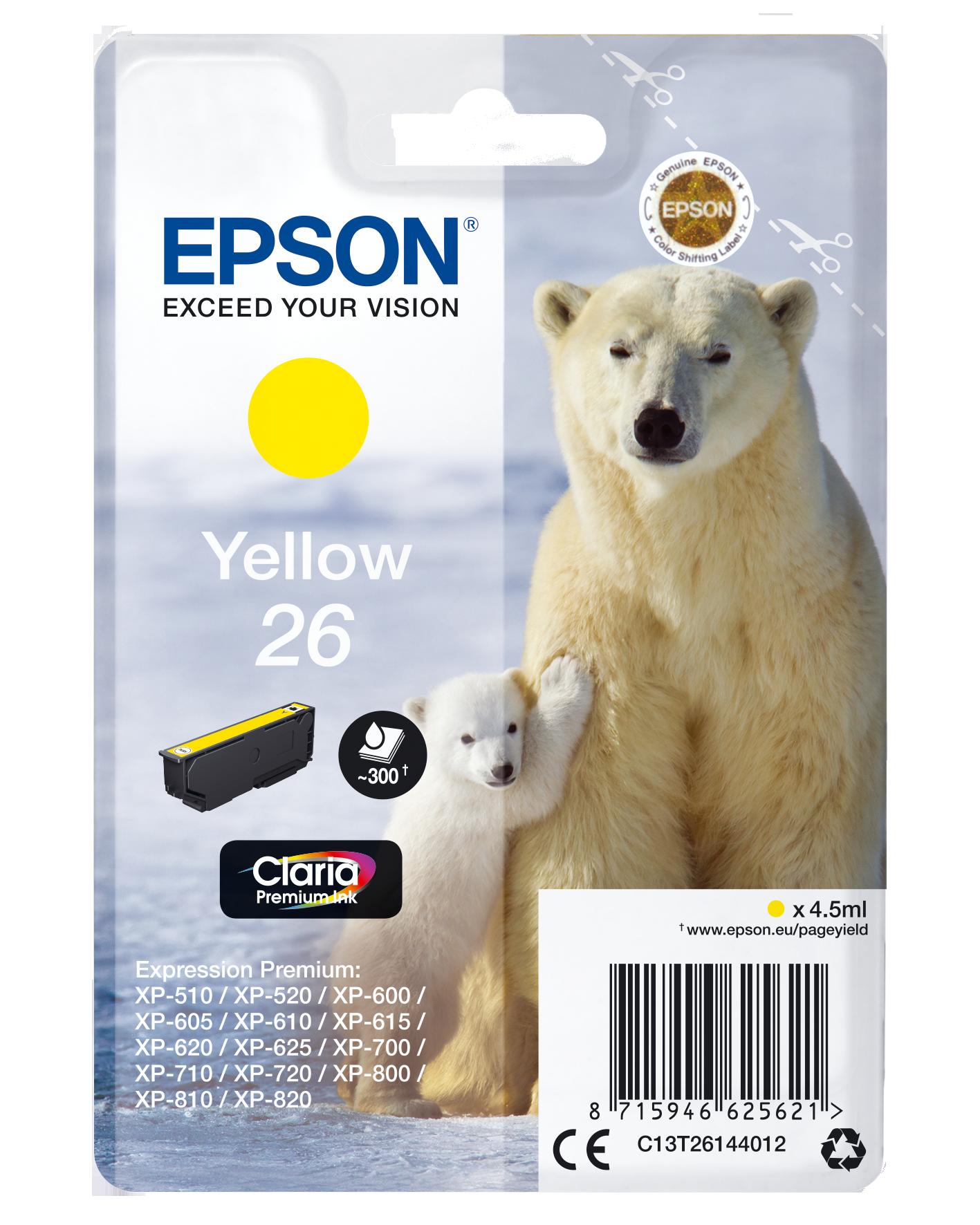 Epson Multifunción Expression Premium XP-625Blanca