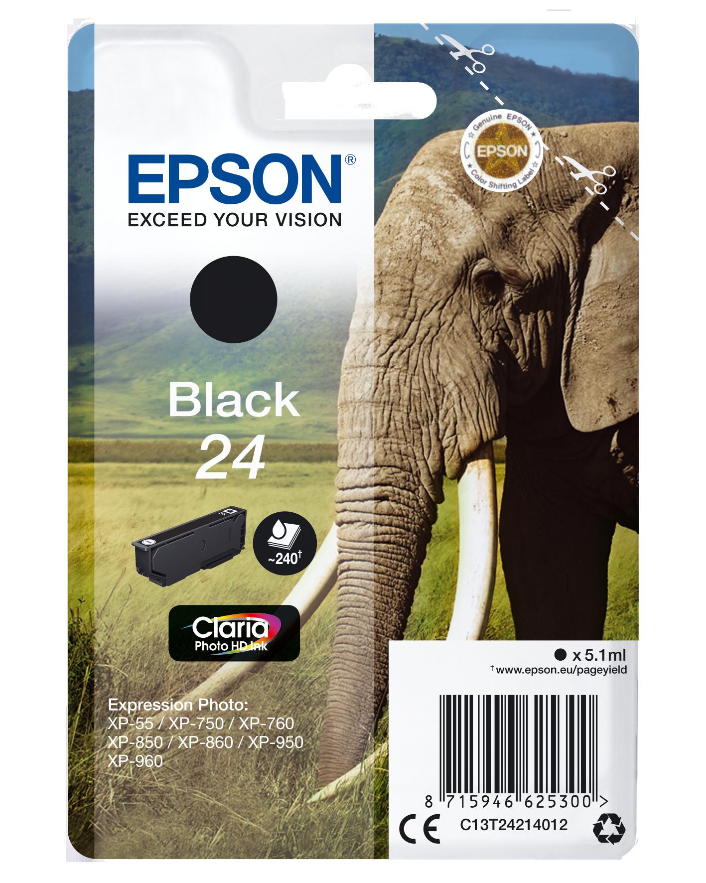 Epson C13T24214010 - Cartucho de tinta