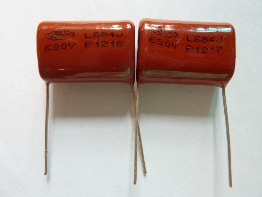 Condensador Polipropileno 560nf 630vdc R20mm 560k
