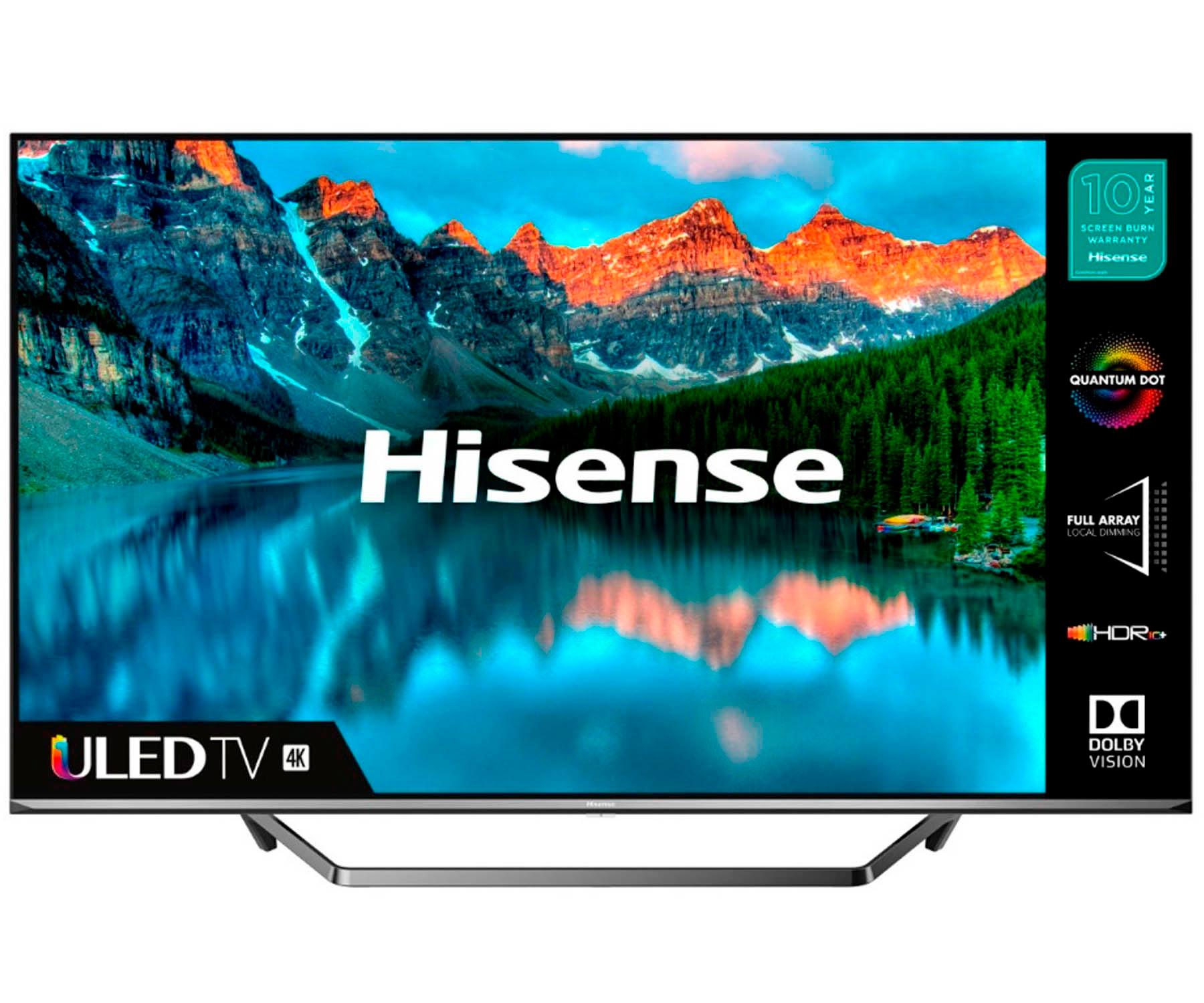 Hisense h50u7qf televisor 50`` smart tv
