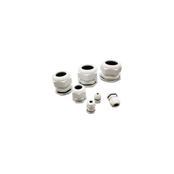 Prensaestopas de poliamida de 25 mm