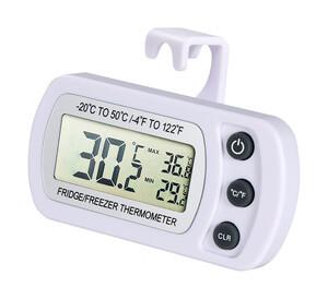 Termometro Digital Para Nevera Con Soporte