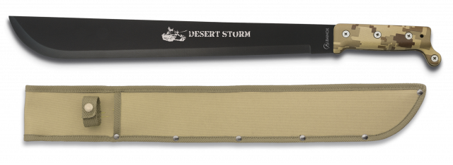OUTLET Machete de Desierto Desert Storm