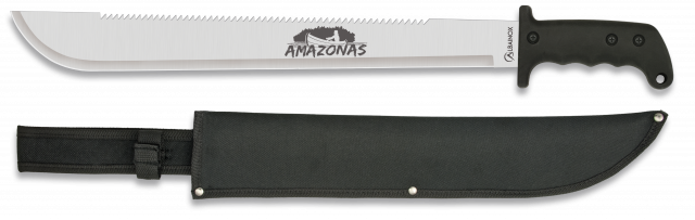 Machete Martinez Albainox Amazonas, Hoja de