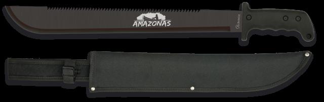 Machete Martinez Albainox Amazonas Negro, Hoja