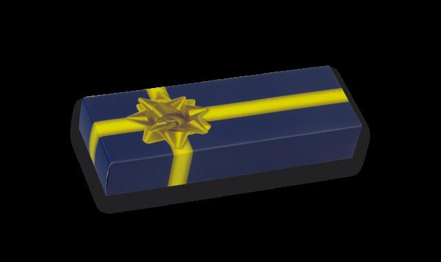 Caja de Presentación Anónima para Regalo