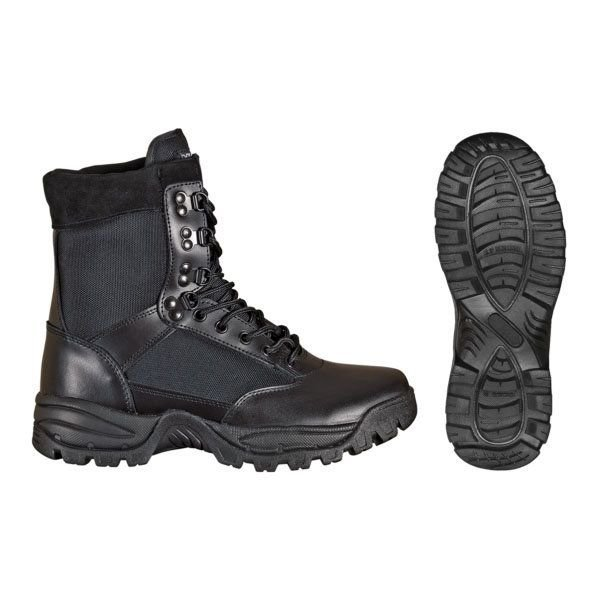 Botas militares Barbaric Color Negra Thinsulate Tallas 38 a 46 34771