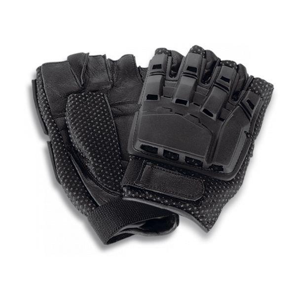 Guantes T?cticos para Airsoft sin dedos Color Negro Tallas M-L-XL 35001