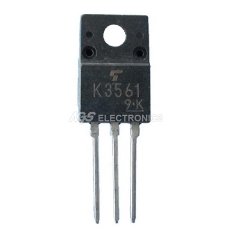 Transistor de Toshiba 2SK3561 K3561 TO-220F