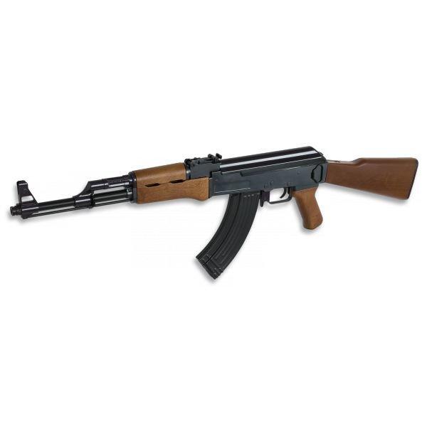 Fusil AK47 Airsoft el?ctrico Cyma Serie Media de PVC 900g Incluye Accesorios 35928