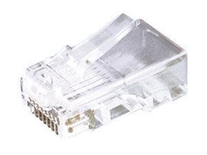 Conectores telefónicos modulares RJ-11 Electro Dh