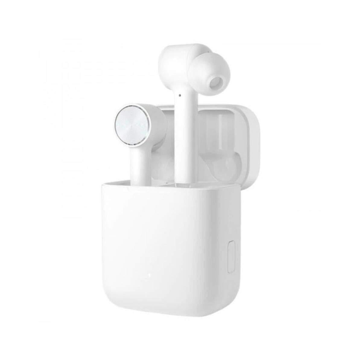 Auriculares inalambricos Bluetooth Xiaomi Mi AirDots Pro, Color Blanco (White), - Mi True Wireless Earphones. - Versión EU.
