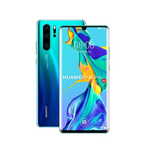 Huawei P30 Pro, Color Azul (Blue)