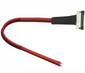 Conector Alimentacion Tira Led RGB Con