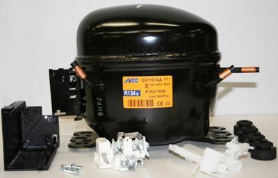 Compresor Frigorifico Electrolux R134 1/6 3