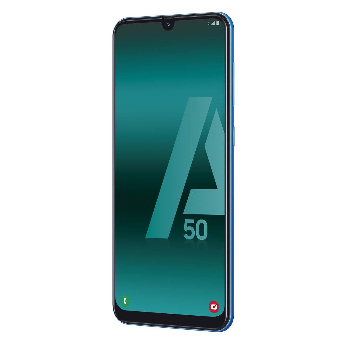 Samsung Galaxy A50, Color Azul (Blue)