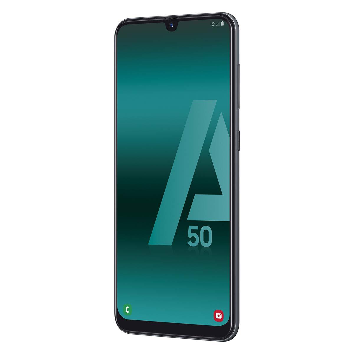 Samsung Galaxy A50, Color Negro (Black)