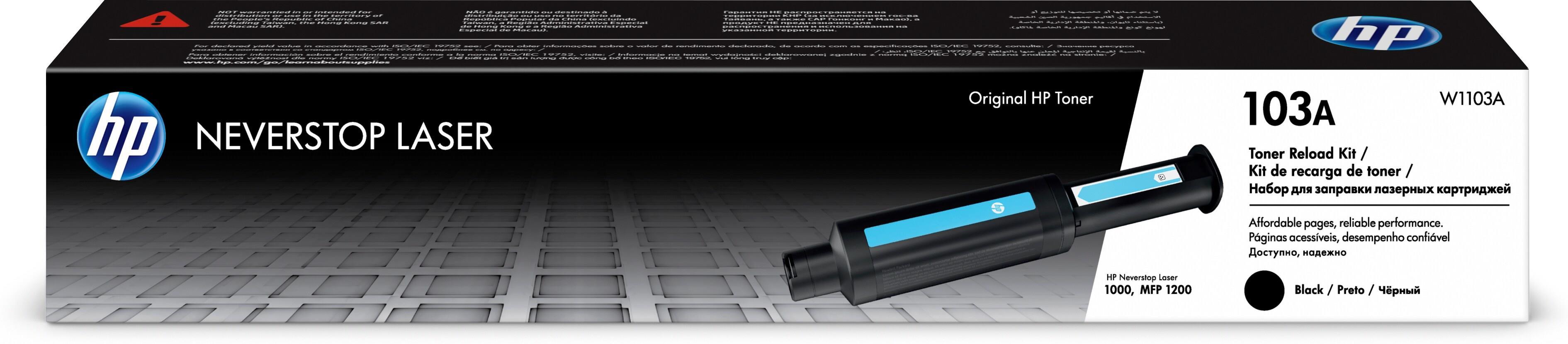 HP Neverstop W1103A - Kit de