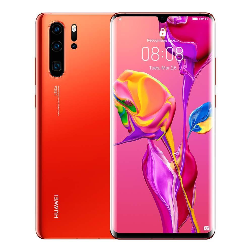 Huawei P30 Pro, Color Ámbar (Amber