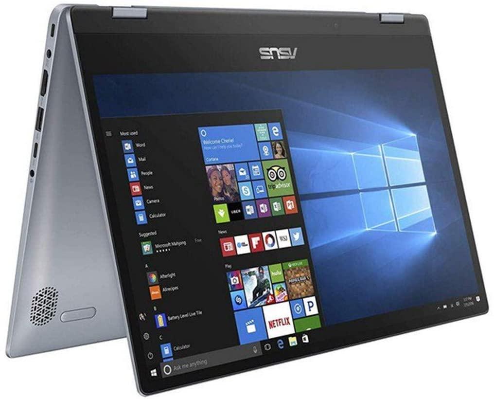 Portatil Asus Vivobook Tp412fa-ec151t I5-8265u 14hd