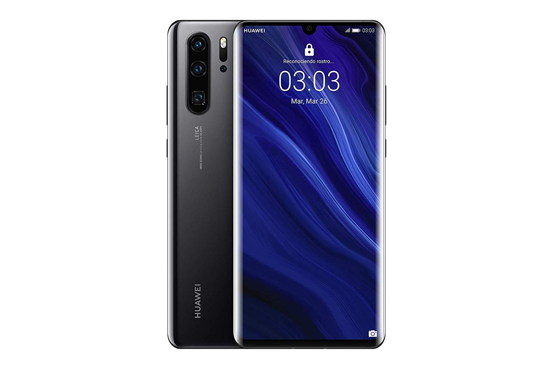 Huawei P30 Pro, Color Negro (Black)