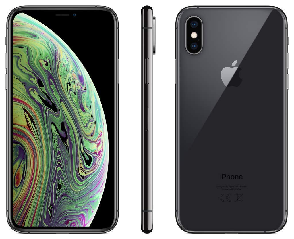 Apple iPhone Xs, Color Gris (Grey)