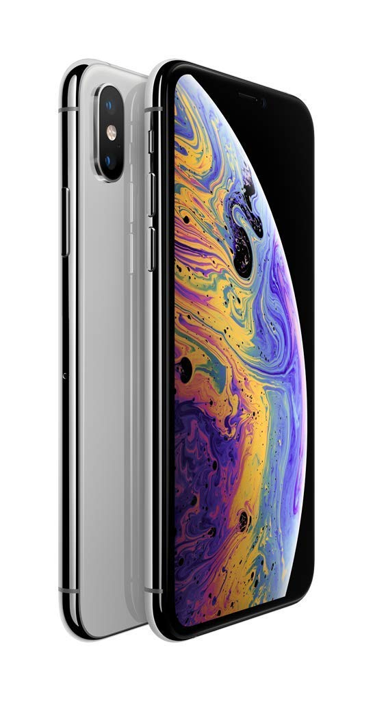 Apple iPhone Xs, Color Plata (Silver)