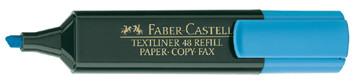 Faber-castell 154851 marcador 1 pieza(s) azul