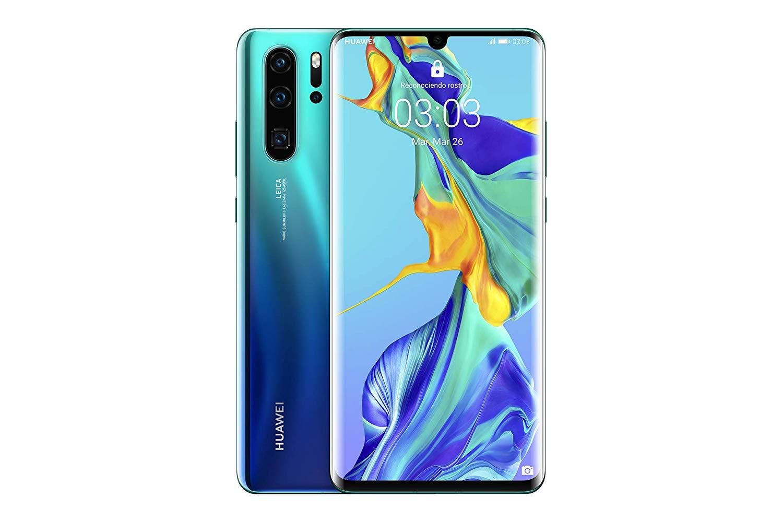 Huawei P30 Pro, Color Azul Aurora