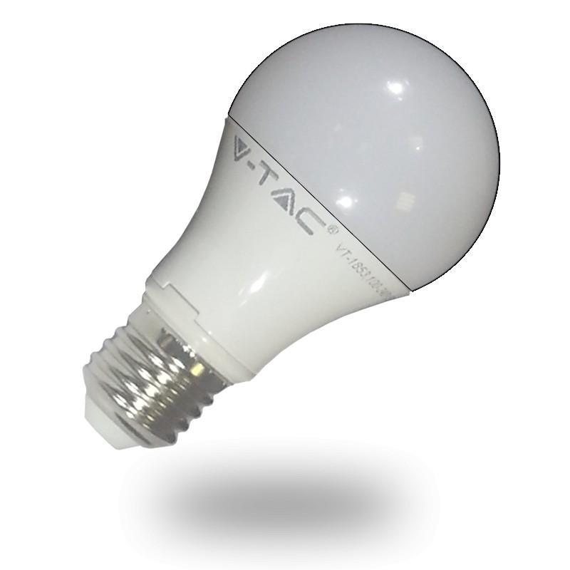 Bombilla LED E27 10W 4500K A60