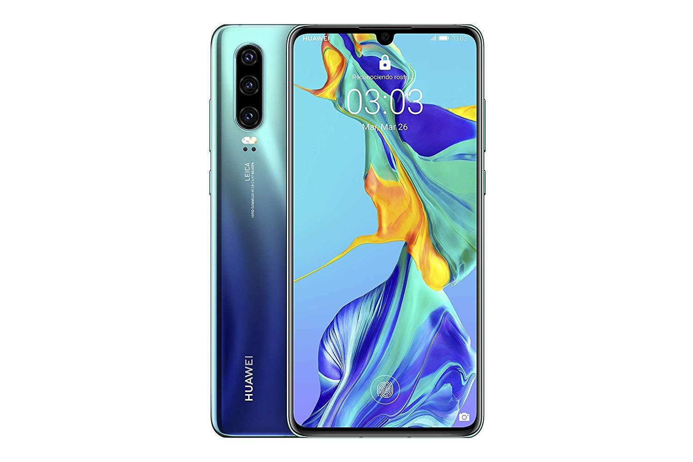 Huawei P30, Dual Sim, Color Aurora