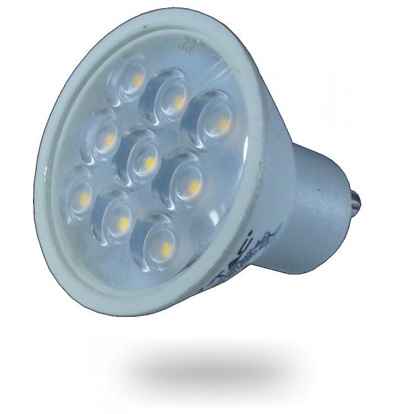 Bombilla LED GU10 3W 230V 4500K