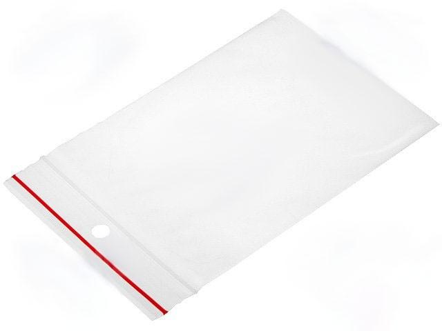 Bolsa Polietileno Con Cierre 40x60mm (precio