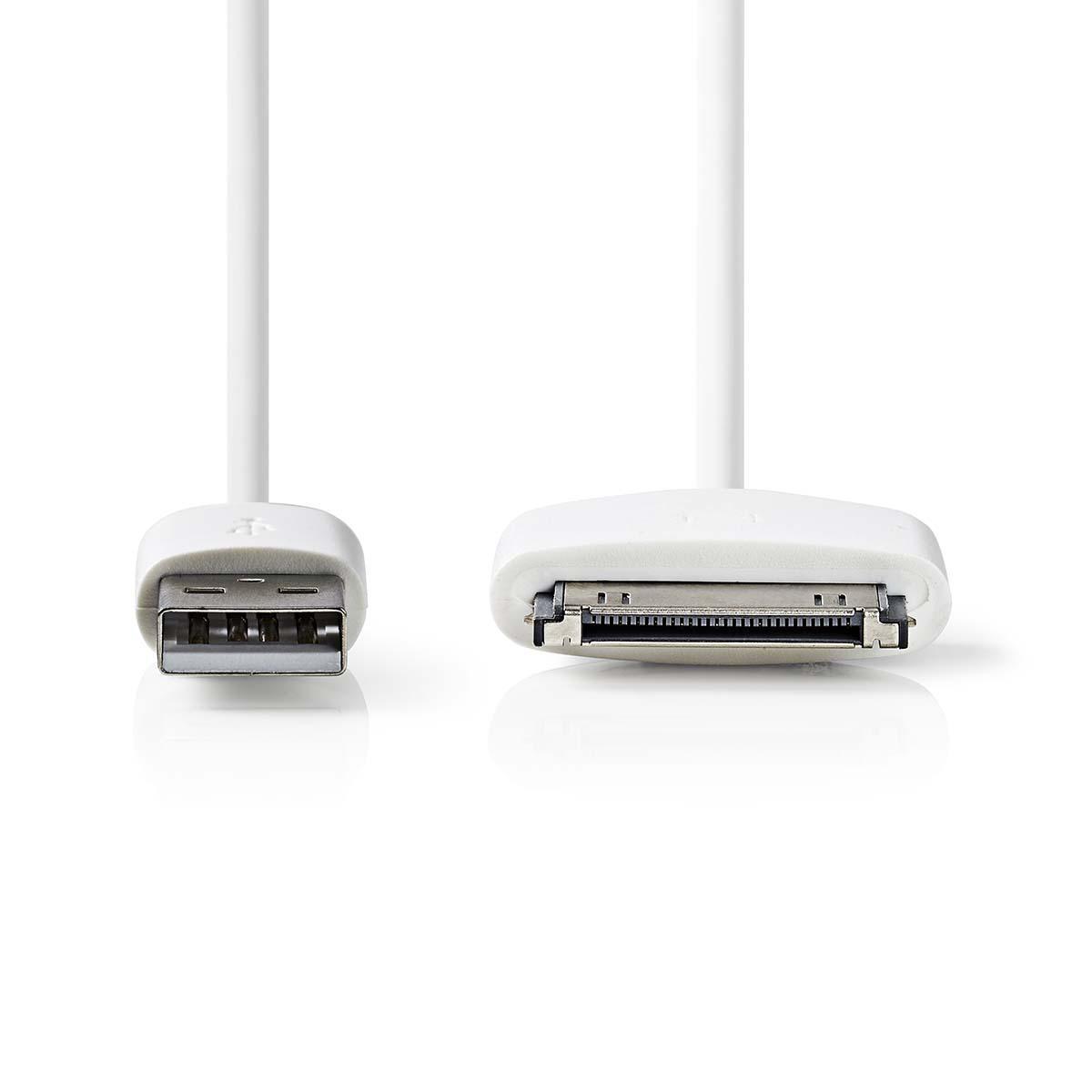 Nedis Cable de Carga y Sincronización