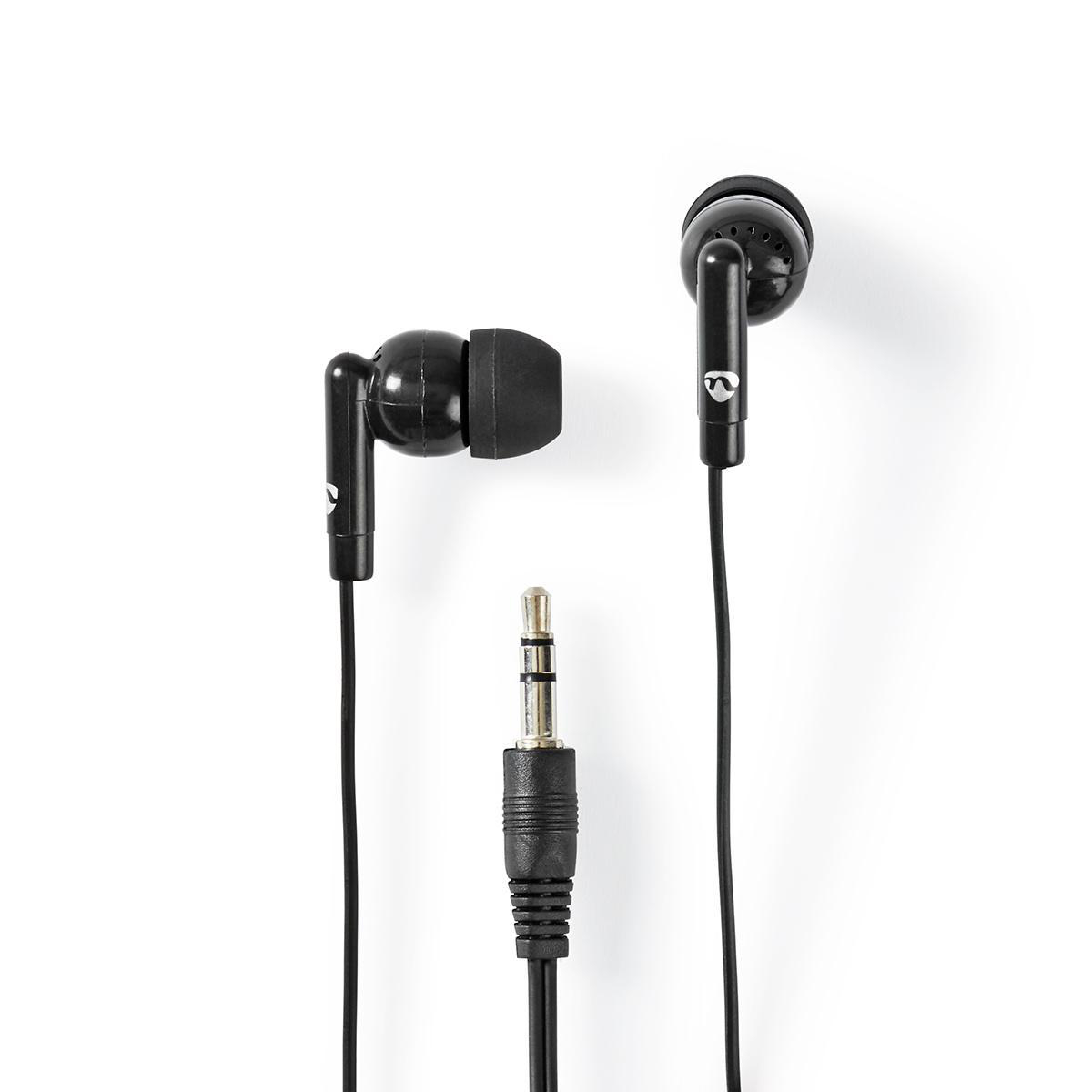 Nedis Auriculares con Cable | Cable