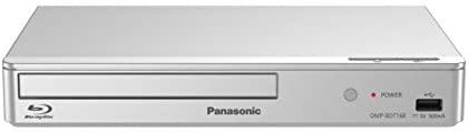 Panasonic DMP-BDT168EG Reproductor de Blu-Ray 3D