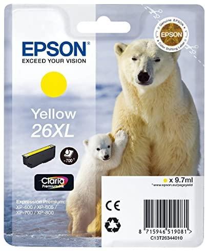 Epson Cartucho De Tinta Epson 26