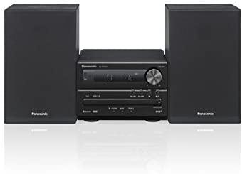 Panasonic SC-PM254EG - Microcadena Hi-Fi Negro