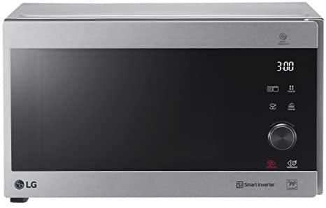 LG MH6565CPS Sobre el rango -