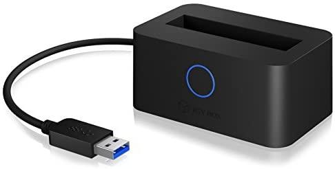 ICY BOX IB-2501U3 DockingStation para 1