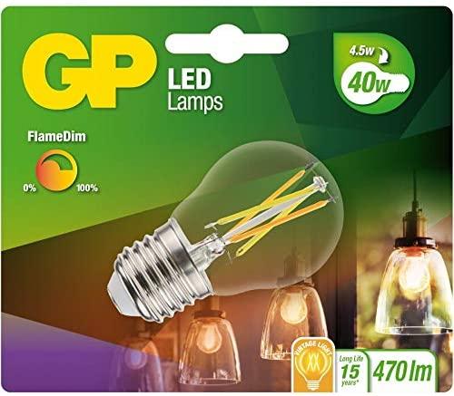 GP Lighting LED FlameDim E27 4W