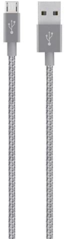 Belkin Mixit F2CU021bt04-GRY - Cable micro-USB