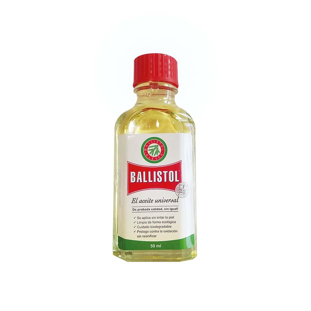 Aceite Ballistol 50 ml, para mantenimiento
