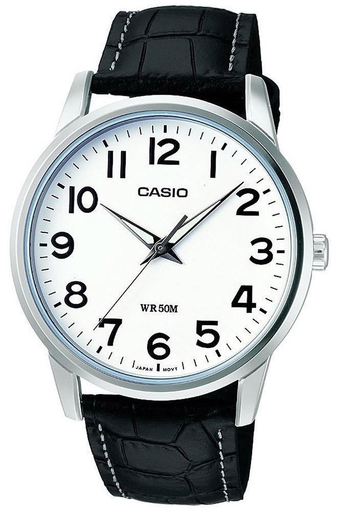 Reloj Casio MTP-1303PL-7B Latón correa color: