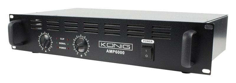 Amplificador de sonido MOSFET PA 2X